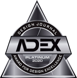 2016 ADEX Platinum Award
