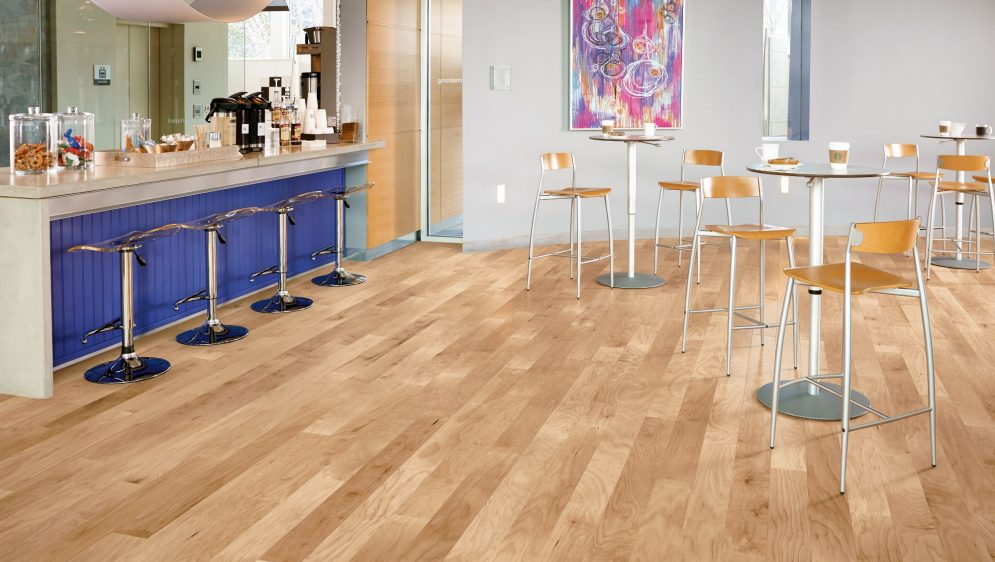 Commercial hardwood flooring gurus floor for Commercial hardwood flooring