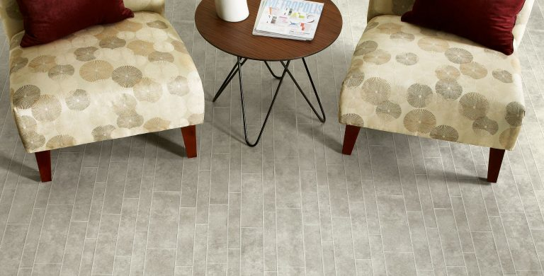 Emulates concrete, stone, and travertine, each with unique colors, textures, and patterns to bring designs to life.