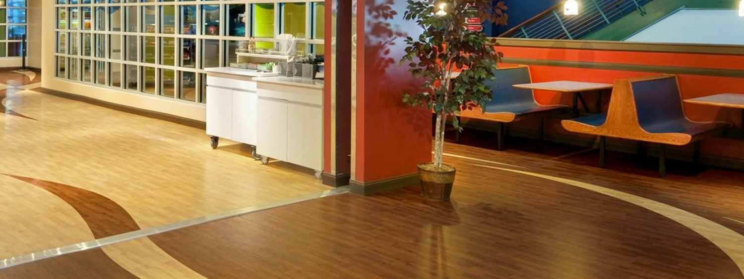 THE PERFECT WAVE Get The Visual Warmth Of Hardwood With A High Performance  Resilient Floor. Versatile And Colourful Vinyl Sheet Offers Creative  Flexibility ...