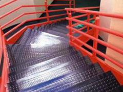 Stair Treads, Rubber Tiles & Risers