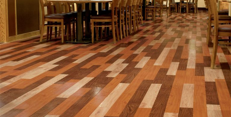 Realistic traditional, rustic and exotic wood visuals that provide the warmth and appeal of natural hardwood.