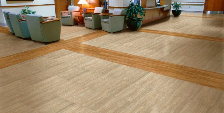 Providing a solution for spaces that require a quick installation for an immediate return to operations , this line combines the beauty and durability of Natural Creations luxury flooring with an all-in-one, no odor installation system.