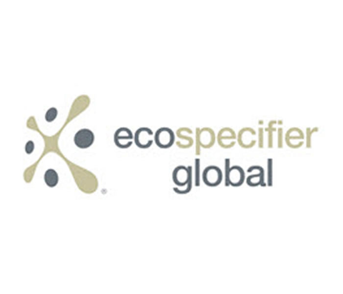 Certified by Ecospecifier