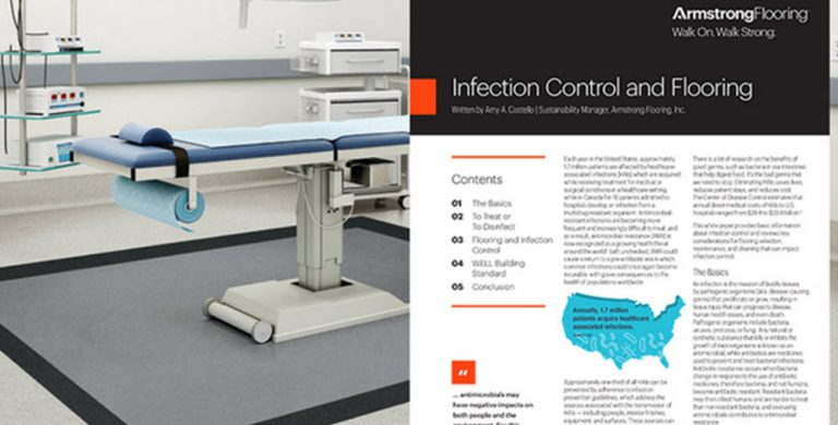 Infection Control and Flooring