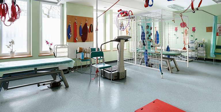 Hospital Armstrong Flooring Commercial