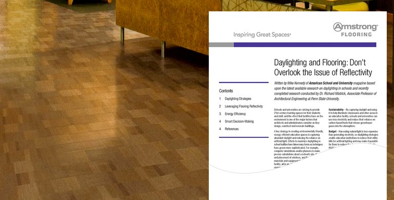 Daylighting & Flooring