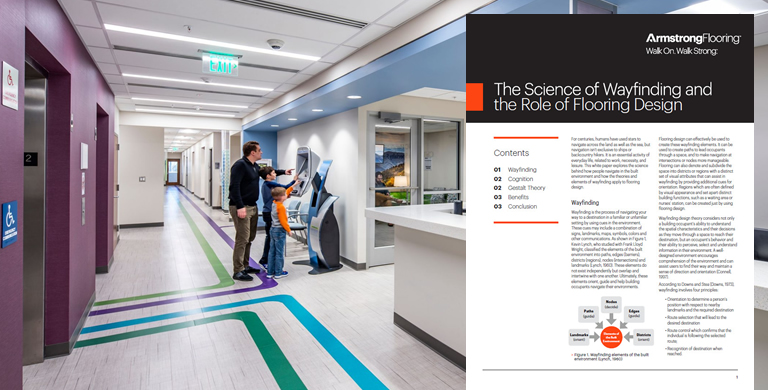 The Science of Wayfinding and the Role of Flooring Design