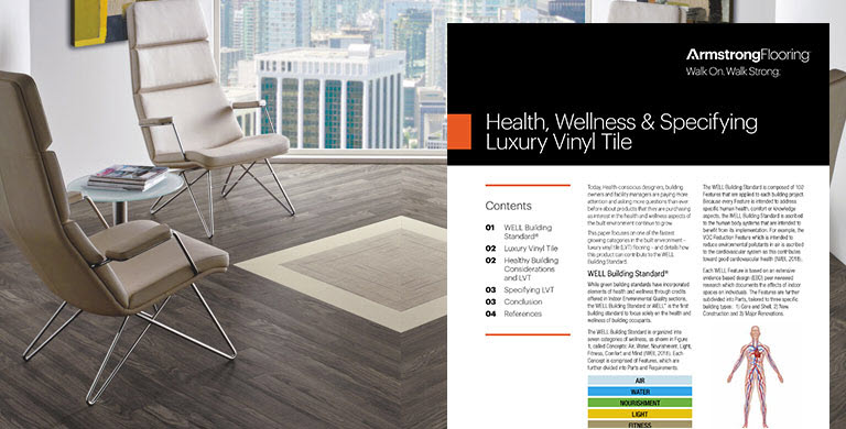 Health, Wellness & LVT