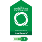 Global GreenTag Certified | Level A