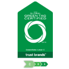 Global GreenTag Certified | Level C
