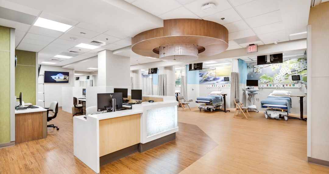 Mayo Clinic Hospital | Armstrong Flooring Commercial