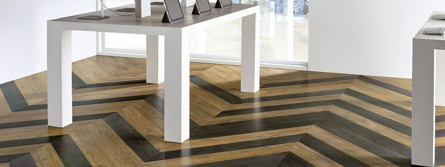 ... Retail Sales Floor With LVT   Natural Creations With Diamond 10  Technology ...
