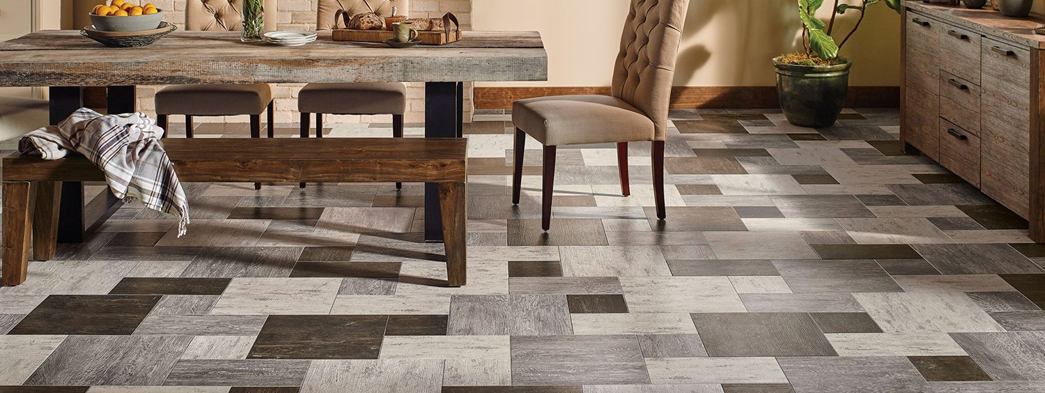 Alterna Reserve Sustainable Flooring For The Dining Room ...