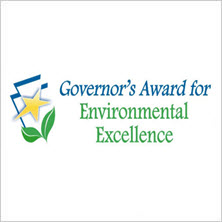 2014 PA Governor's Award for Environmental Excellence for Vinyl Composite Tile flooring