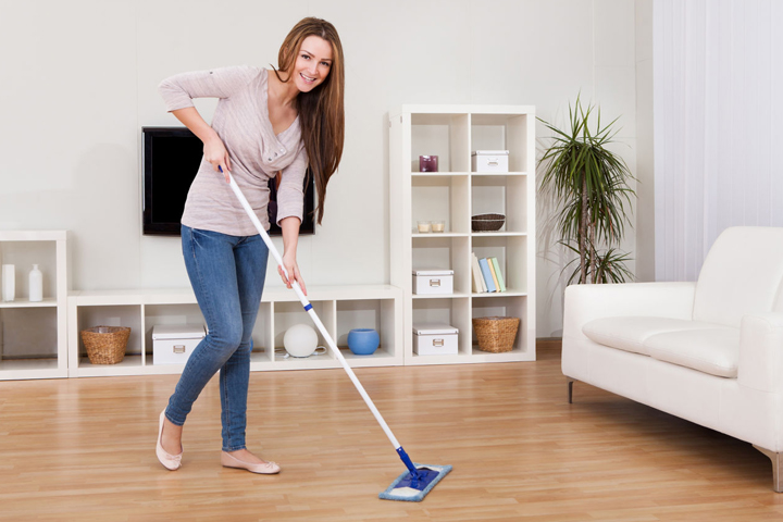 How To Clean Luxury Vinyl Floors