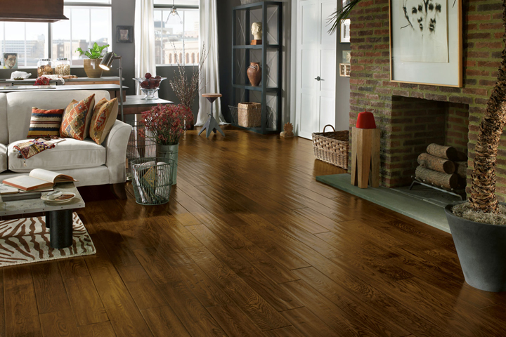 What Kind Of Flooring Is Best For Family Rooms And Living Rooms?