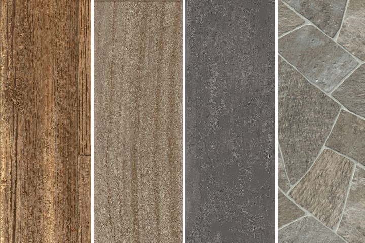 Range Of Design Options For Vinyl Sheet Floors