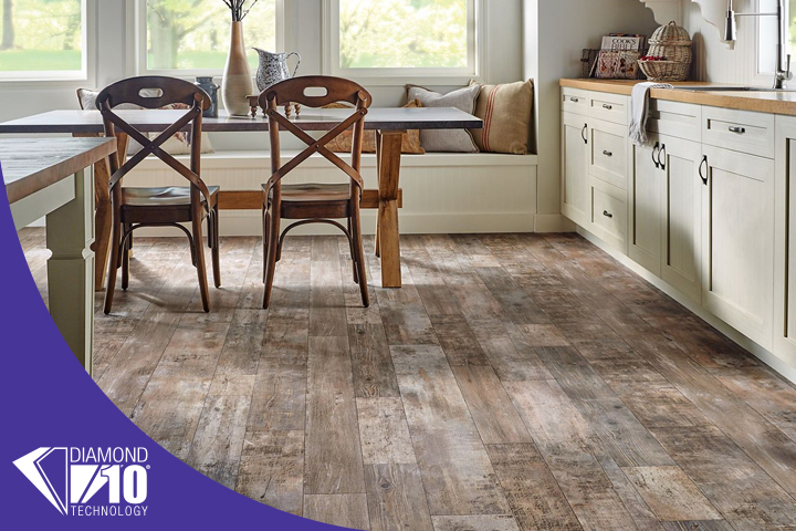 What Is Vinyl Sheet Flooring?