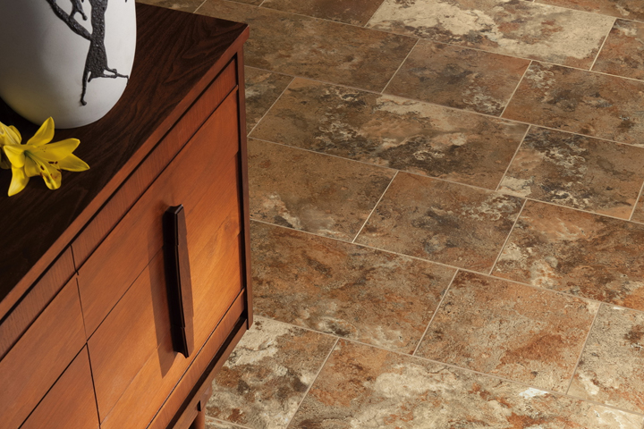 Vinyl Flooring That Looks Like Stone