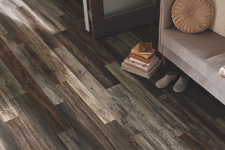 Tile That Looks Like Wood - Wide width vinyl flooring
