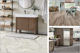 Browse flooring photo gallery to get inspired