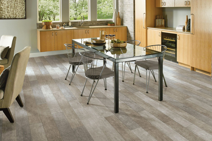 Luxury Vinyl Tile (LVT) Flooring