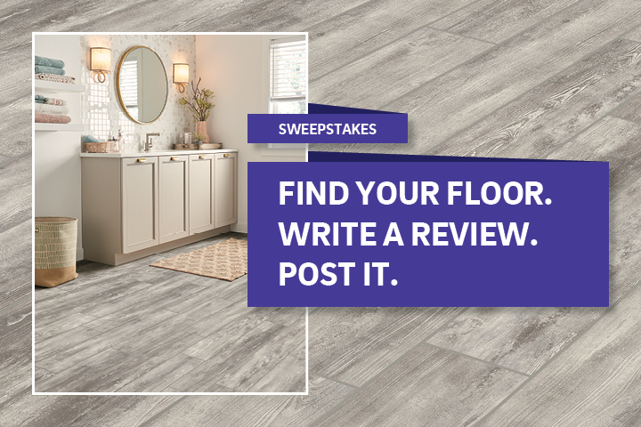 submit a review for your latest home improvement project
