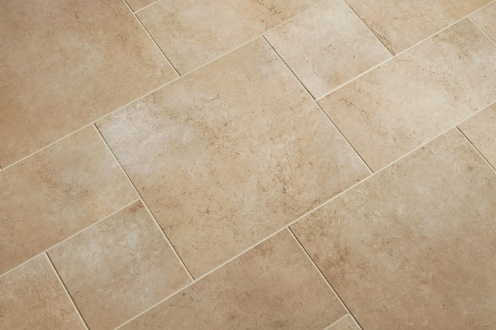 add coordinated grout to your engineered floor