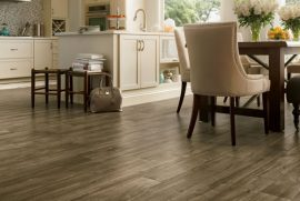 Traditional Luxury Vinyl Tile