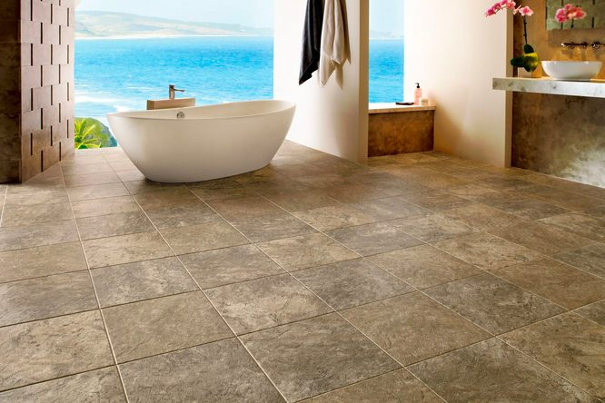flooring for bathrooms. engineered stone flooring for bathrooms