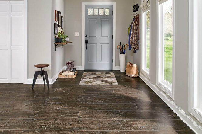 Foyer Luxury Vinyl : Foyer flooring guide armstrong residential