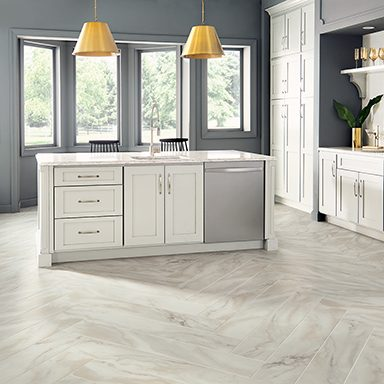 flooring ideas for the kitchen