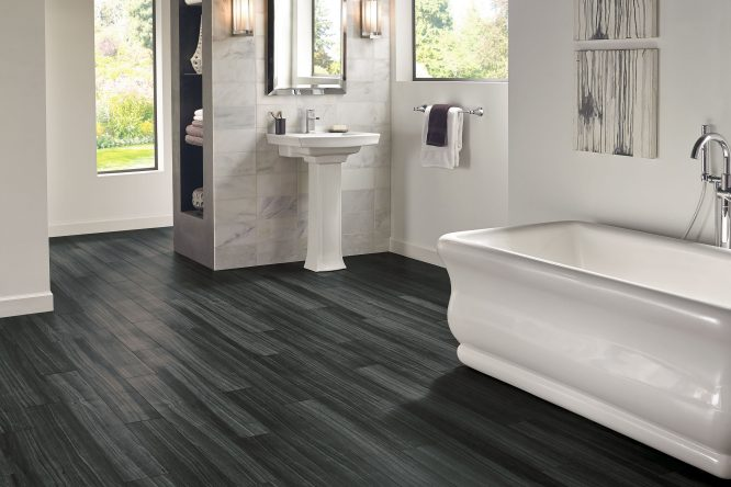 Admirable Bathroom Flooring Guide Armstrong Flooring Residential Home Interior And Landscaping Eliaenasavecom