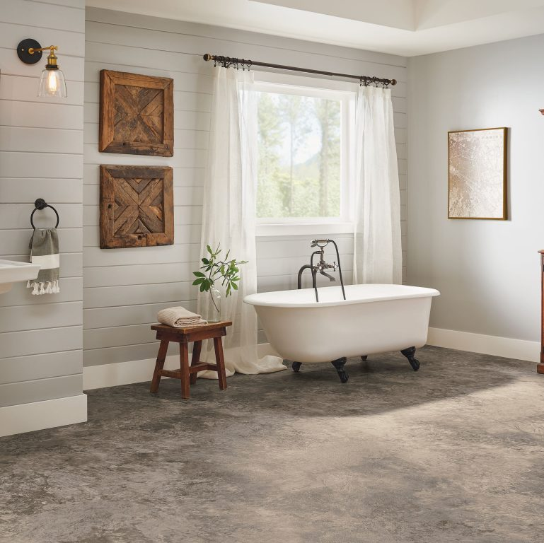see all bathroom photos - Bathroom Vinyl Flooring