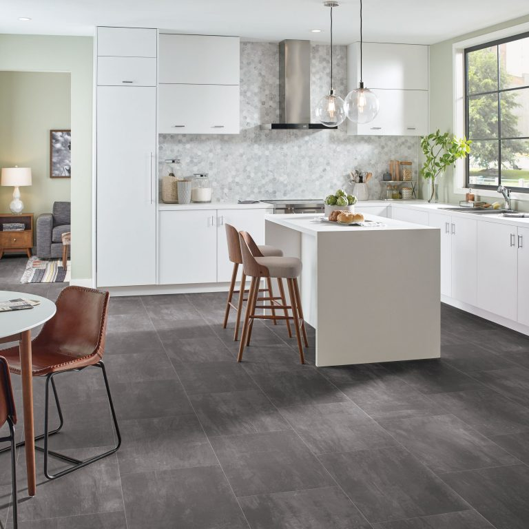 kitchen floor modernize luxury lush vinyl floors lino flooring tiles trends linoleum worktop