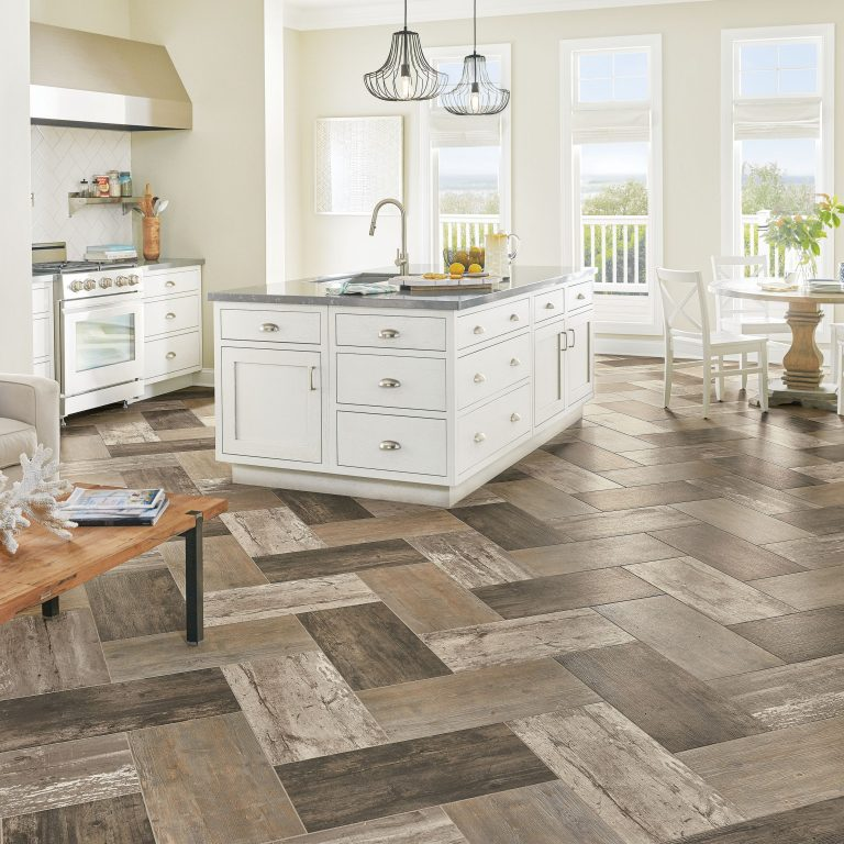 stone look carmel in flooring indianapolis alterna vinyl luxury groutable tile floors