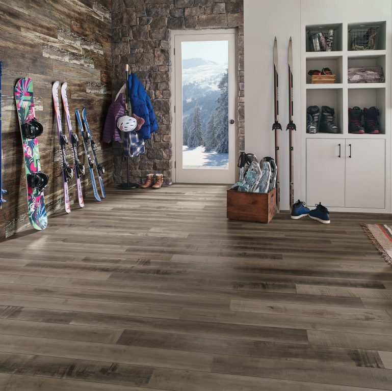 The Best Basement Flooring Options